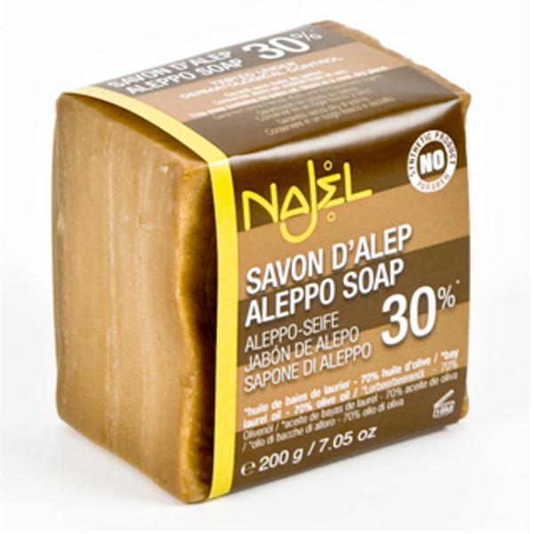 Racine SAVON D'ALEP 30%