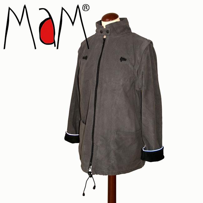 Racine MaM Two Way Jacket DELUXE – GRIS FONCE