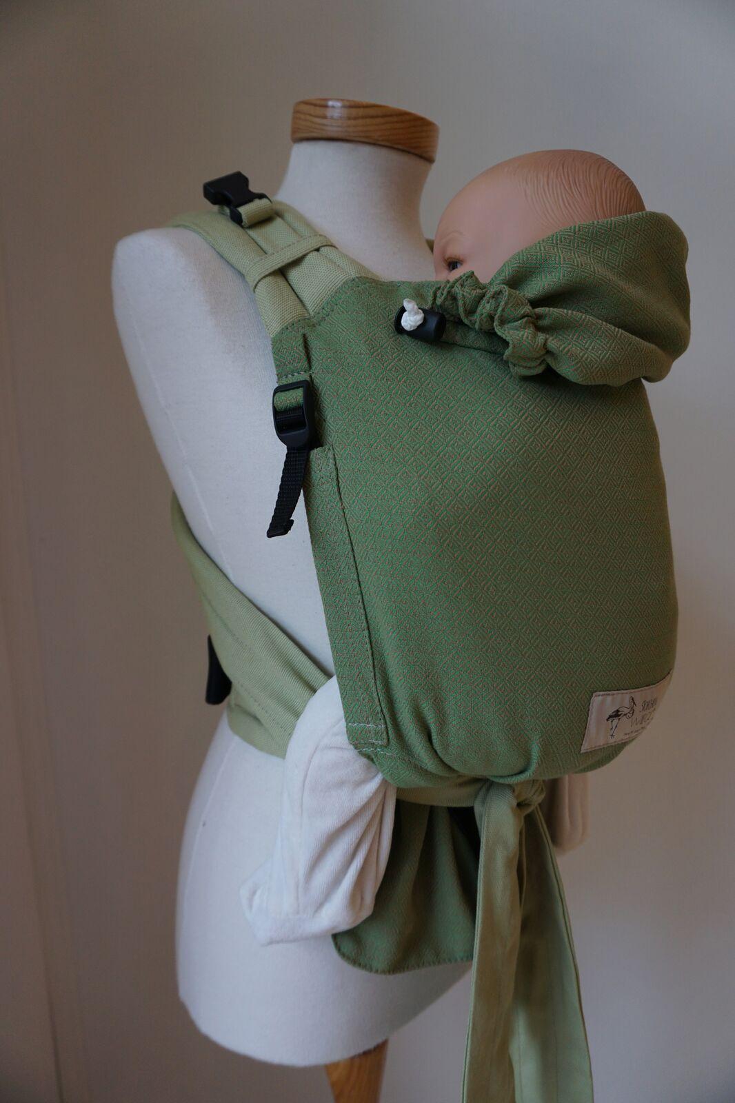 Babycarrier STORCHENWIEGE BABYCARRIER Storchenwiege Vert (nouveau coloris)