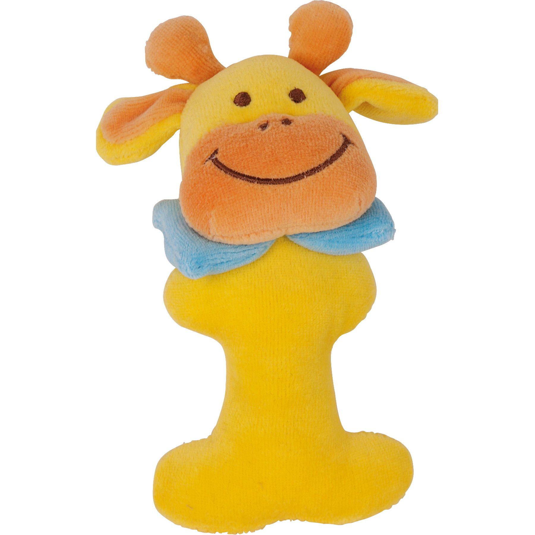 Doudous Legler - Small foot Baby Hochet peluche animaux