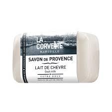 SAVONS La Corvette Savon de Provence Lait de Chèvre