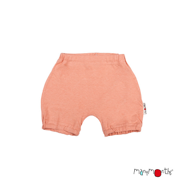 Shorts, shortys, longies, leggings, collants, salopette Eté 2020 - BLOOMER (culotte/short) ajustable et évolutif