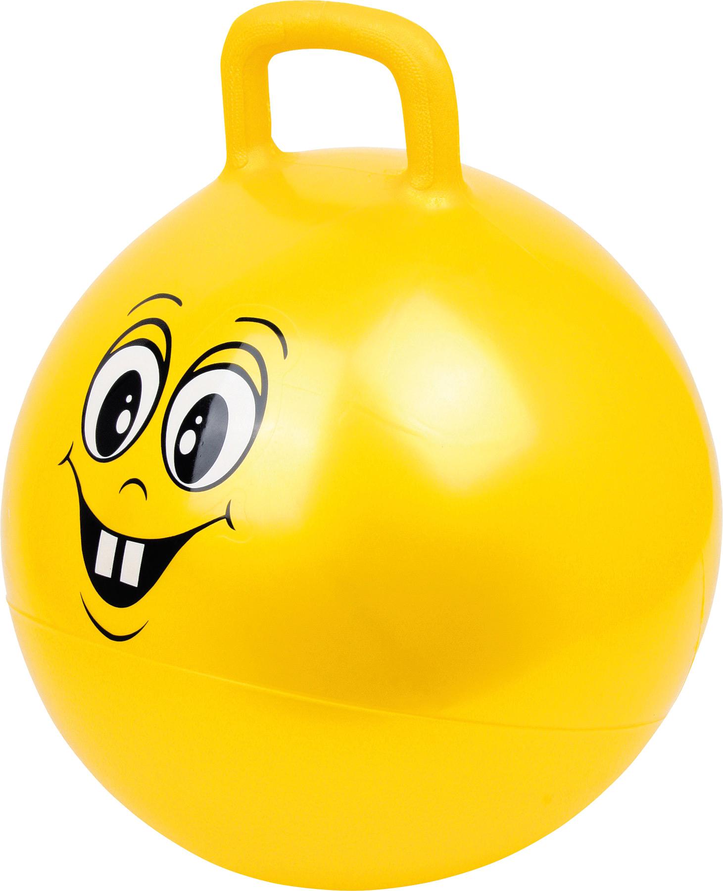 Jeux et Jouets Legler 2020 - Ballon sauteur avec poignet