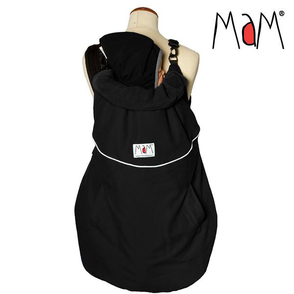 Couvertures de Portage MaM 2020 - Deluxe Flex Cover - Couverture de portage réversible, chaude et waterproof