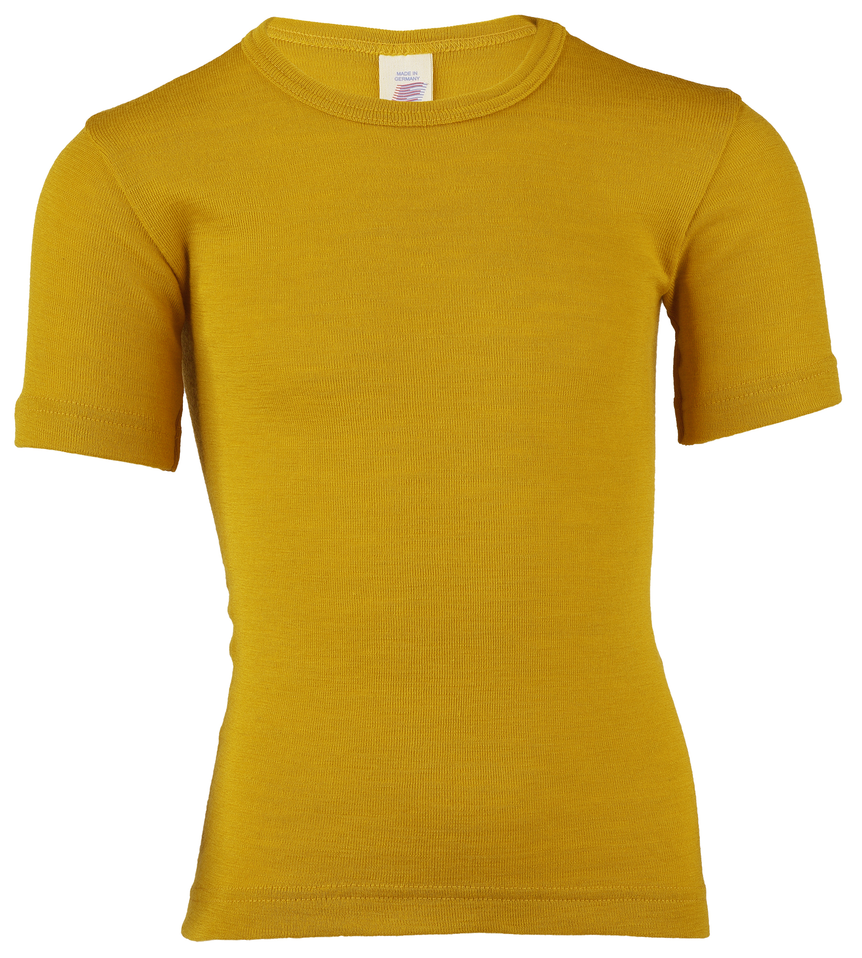 Sous-vêtements ENGEL Nouveauté - Sous-pull manches courtes  en 70% laine et 30% soie (86/92 au 164)