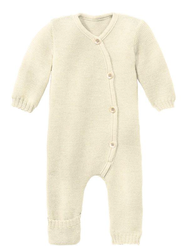 Coup de coeur Disana 21 - Combinaison tricotée 100% laine mérinos bio