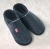 Chaussons en cuir souples, chaussettes, guêtres, jambières Chausson Pololo SOCCER noir (24 à 45)