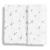 GLOOP ! Langes en 100% mousseline de coton bio GLOOP ! Maxi lange 100x100 en 100% mousseline de coton bio