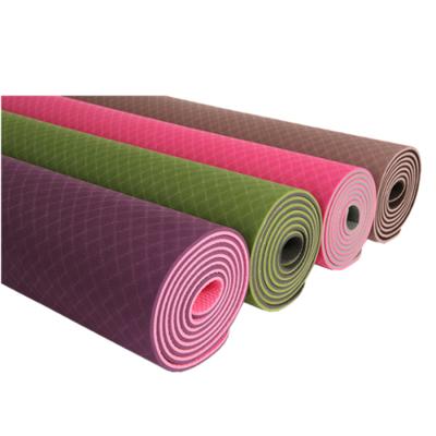 Racine Tapis de Yoga  - LOTUS PRO