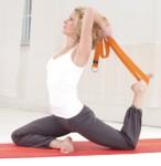Racine/YOGISTAR - Sangle de yoga