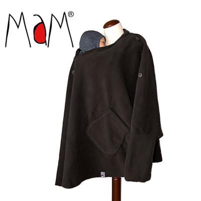 porte bonheur mam aiska poncho poncho de grossesse et de portage universel vestes de. Black Bedroom Furniture Sets. Home Design Ideas