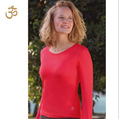 Racine HIBISCUS - T-Shirt femme manches longues