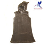 Racine/STORCHENKINDER – ROBE LUTIN – Velours coton bio