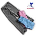 Racine/LEGGINGS pour fille en coton bio
