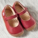Racine/Chaussure Pololo GRANADA rouge (19 au 23)