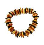 BRACELETS en Ambre/Bracelets d'ambre GRANDS ECLATS pour ADULTE