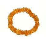 BRACELETS en Ambre/Bracelets d'ambre ECLATS IRREGULIERS pour ADULTE
