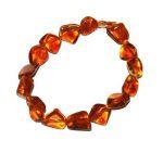 BRACELETS en Ambre/Bracelets d'ambre PETITS GALETS pour ADULTE