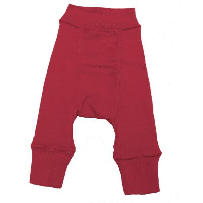 Laine 100% mérinos Ancienne Collection MANYMONTHS – LONGIES – pantalon bébé en pure laine mérinos