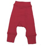 Racine/MANYMONTHS – LONGIES – pantalon bébé en pure laine mérinos