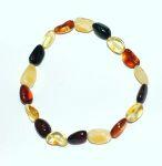 BRACELETS en Ambre/Bracelets d'ambre OLIVETTES pour ADULTE