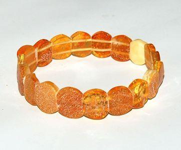 Bracelets Bracelets d'ambre BOUTONS NATURELS pour ADULTE