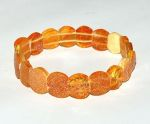 Bracelets/Bracelets d'ambre BOUTONS NATURELS pour ADULTE