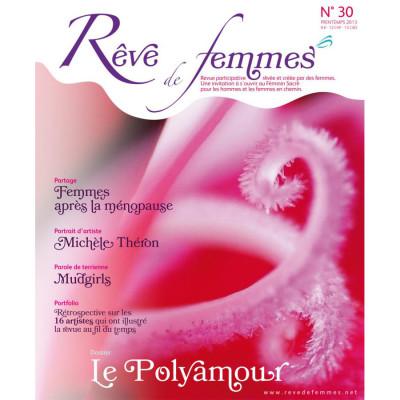 Rêve de femmes - Agenda et Revues RÊVE DE FEMMES N°30 - LE POLYAMOUR