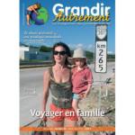 Grandir autrement/Grandir Autrement N°40 - VOYAGER EN FAMILLE