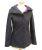 Vêtement de portage et de grossesse/MAMALILA – VESTE de grossesse et portage SOFTSHELL Sympatex NOIR/FUCHSIA