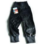 Collection STORCHENKINDER BÉBÉ (tailles 62-92)/STORCHENKINDER – Pantalon bébé ANTHRACITE velours coton bio