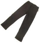 Racine/STORCHENKINDER –Legging d'hiver ANTHRACITE velours côtelé coton bio