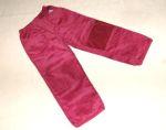 Pantalons et pantacourts/PANTALON FILLE coloris FRAMBOISE - taille 86/92