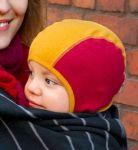 Racine/ManyMonths HEMP Vogue – BONNET cagoule bébé et enfant