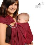 Porte-bébés/RingSling STORCHENWIEGE