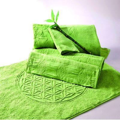 porte bonheur fleur de vie serviettes et drapsde bain bio nerg tiques avec pierres. Black Bedroom Furniture Sets. Home Design Ideas
