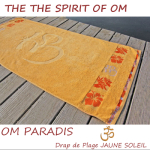 Racine/OM PARADIS – SOLEIL – Serviettes et draps de bain
