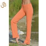 Pantalons/PANTALON de yoga et bien-être ORANGE
