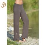Racine/PANTALON de yoga et bien-être CHOCOLAT