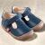 BEBE AU SOLEIL/POLOLO - PEDRO Bleu - Sandales premiers pas à semelles souples