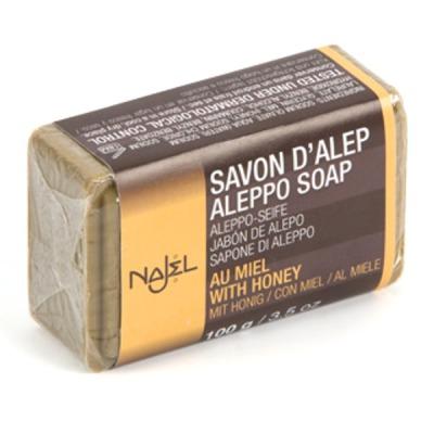 Savons d'Alep, savon intime, gel nettoyant intime SAVON D'ALEP AU MIEL