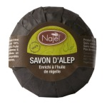 AU SAVON D'ALEP/SAVON D'ALEP À L'HUILE DE NIGELLE