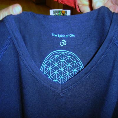 Racine MARCEL – T-Shirt sans manches Bambou BLEU NUIT