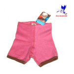 Collection STORCHENKINDER ENFANT (tailles 86-140)/STORCHENKINDER – SHORTIES ROSE en coton bio