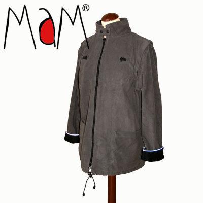Vestes et manteaux MaM MaM Two Way Jacket DELUXE – GRIS FONCE