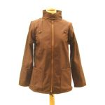 Racine/MaM Two Way Jacket WENGE-NOISETTE – imperméable
