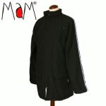 Racine/MaM COAT – BLACK