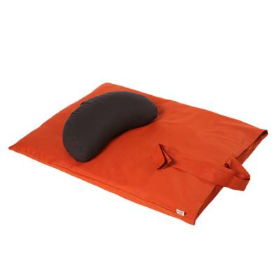 Tapis de yoga et massage ZABUTON - Housse pour tapis d'assise 70x90cm