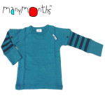 Collection MANYMONTHS en  COTON BIO/MANYMONTHS – T-SHIRT 2en1 à manches amovibles