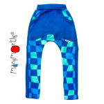 Racine/MANYMONTHS – KANGOROO PANTS – Pantalon ajustable en coton bio